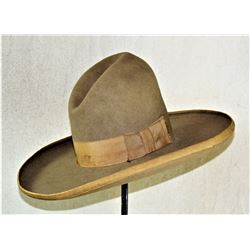 Tom Mix Style Hat