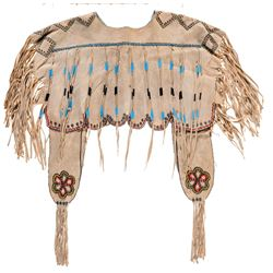 Native American Beaded Yoke