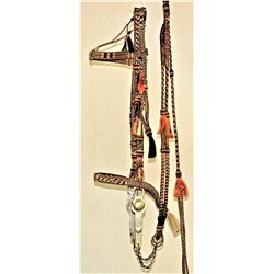Walla Walla Horsehair Bridle