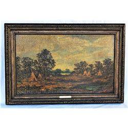 Blakelock Oil Painting