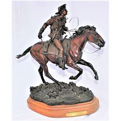 James Regimbal Bronze