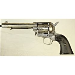 Colt Frontier Six Shooter Revolver