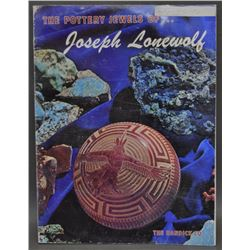 JOSEPH LONEWOLF BOOK