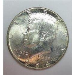 1964-P Kennedy Half Dollar