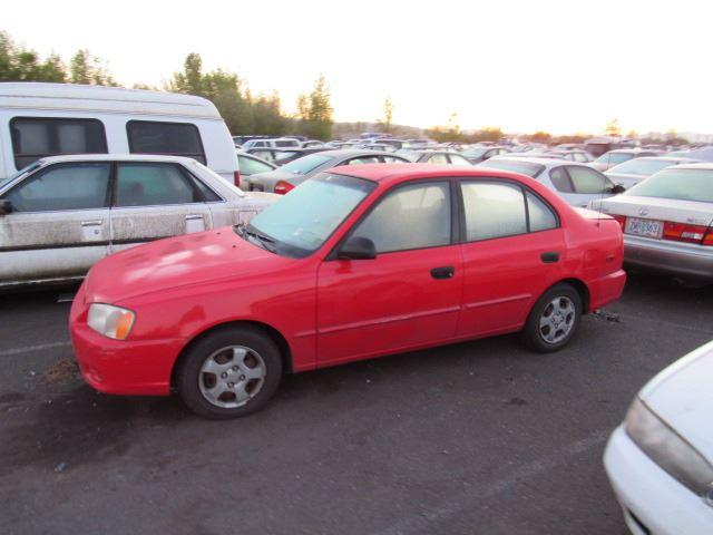 The Best Hyundai Accent 2002 Model Mileage