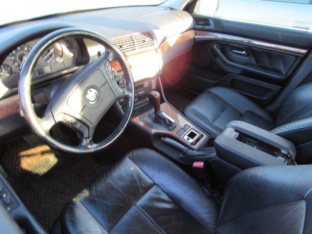 1997 Bmw 528i Speeds Auto Auctions