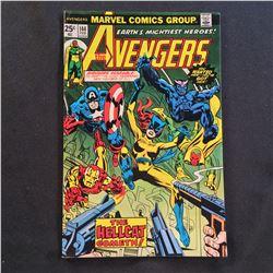 AVENGERS #144 (1976) ORIGIN & 1ST APP HELLCAT (PATSY WALKER) MID GRADE