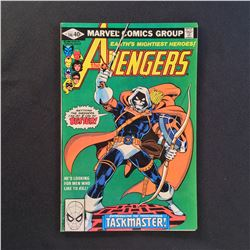AVENGERS #196 (1980) 1ST FULL APP TASKMASTER - HIGHER GRADE