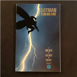 BATMAN: THE DARK KNIGHT RETURNS #1 (1986) 1ST PRINT *DOUBLE SIGNED ON 1ST  PAGE BY EDITORS DICK