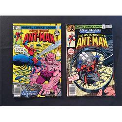 MARVEL PREMIERE #47 & 48 (1979) ORIGIN & 1ST APP NEW ANT-MAN BY JOHN BYRNE- HIGHER GRADE AVG.