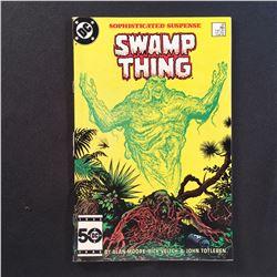 SWAMP THING #37 (1985) 1ST APP JOHN CONSTANTINE (HELL BLAZER) - HIGHER GRADE