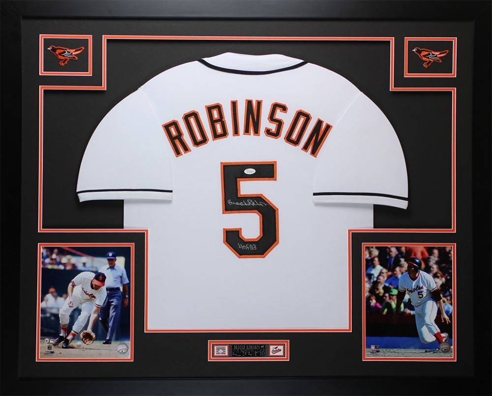 d4f1be873 Image 1   Brooks Robinson Signed Orioles 35