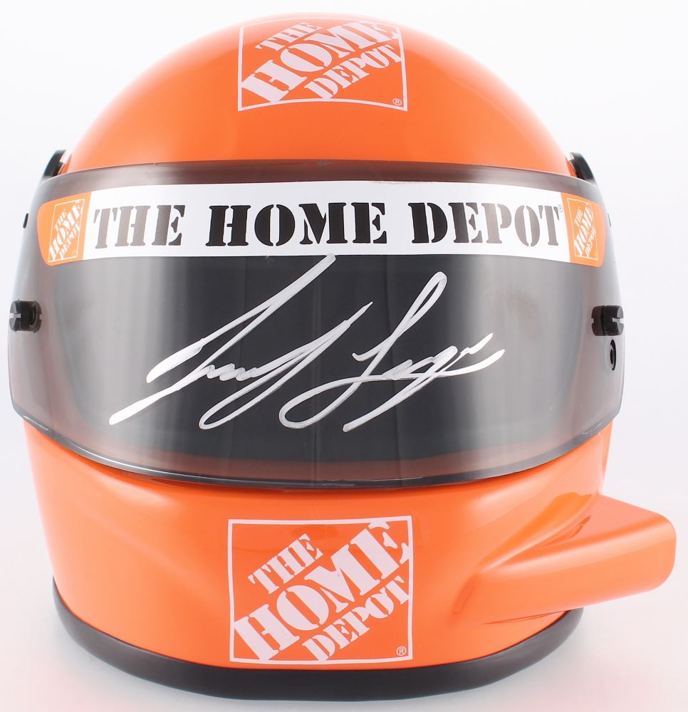 Joey Logano Signed Nascar The Home Depot Rookie Year