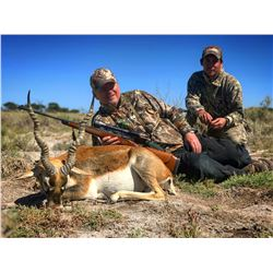 Catena Argentina – Three Hunters over Five Days With Two Trophies