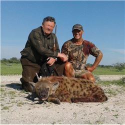 Namibia - 3 days, 2 Hunters with 2 Trophies each - Etosha View