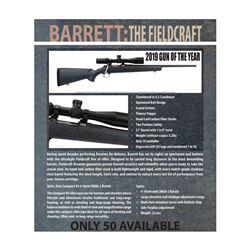 Barrett: Fieldcraft 6.5 Creedmoor - SCI Rifle of the Year 2019