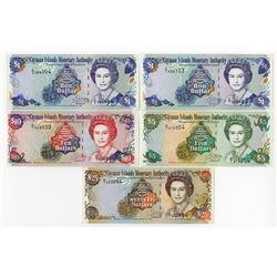 Cayman Islands Currency Board, 1998 Issued under the Monetary Authority under the 1996  Issue Bankno