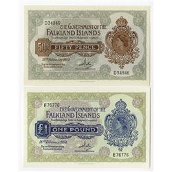 Government of the Falkland Islands, 1974 Banknotes