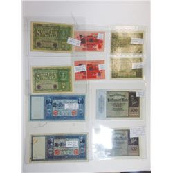 Germany. 1902-1924. Group of 80+ Issued Notes.