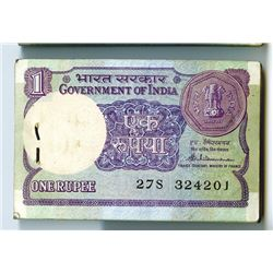 Government of India, 1983-1994, Sequential Bundle of Issued Notes