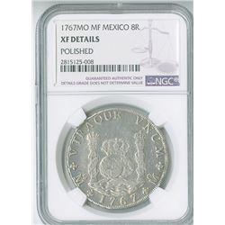 Mexico. 1767MoMF, 8 Reales.