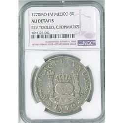 Mexico. 1770MoFM, 8 Reales.