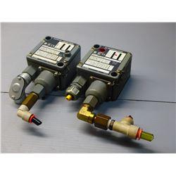 ALLEN BRADLEY 836T-T253J AND 836T-T253J X15 PRESSURE CONTROL SWITCH