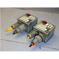 ALLEN BRADLEY (2) 836T-T253J X9 PRESSURE CONTROL SWITCH