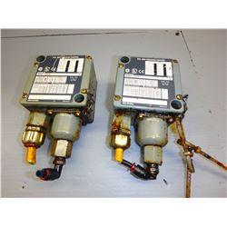 ALLEN BRADLEY (2) 836T-T253J  PRESSURE CONTROL SWITCH