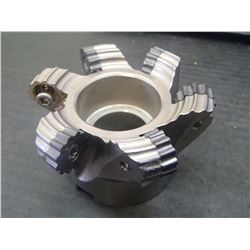 """Iscar 3"""" Indexable Face Mill, No P/N"""