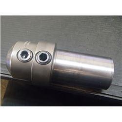 "Weldon 1"" Capacity End Mill Holder Adapter, P/N: BHD-7 K85"