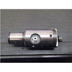 "Iscar 1.1 - 1.5"" Fine Boring Head Base, P/N: BHFIMB25-25x50"
