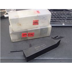 """Iscar 1.25"""" Indexable Grooving Lathe Tool Holders, P/N: GHFG 31.7-63R-8"""