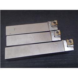 "Iscar 1"" Indexable Lathe Tool Holders, P/N: SLANL 16-15 TANG"