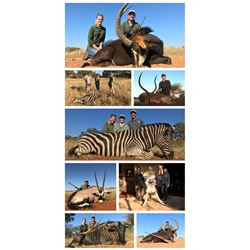 TA - 7 Safari with Phillip Bronkhorst Safaris