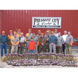 TA - 14 Pheasant City Lodge