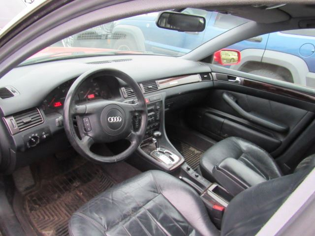Audi A Speeds Auto Auctions - 2000 audi a6