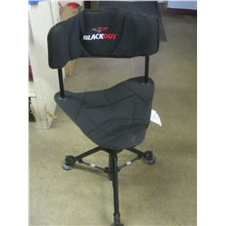 New Blackout TL 360 Tripod Chair with carry bag/ quick & easy set up