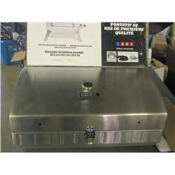 New Back Yard Premium Stainless Steel Portable Gas Grill/ Propane