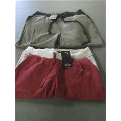 2 New Pairs of Women's Coco Limon Sweat Pants / size Med / 44.00 tags