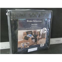 New Home Solutions reversable furniture protector / fits most chairs