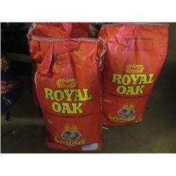 3 Bags Royal Oak Premium Ridge Charcoal Briquetes