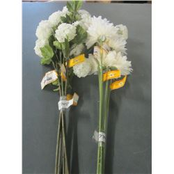 Large Boquete of Snowball & Gerbera  Artificial Flowers