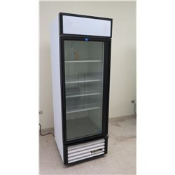 True GDM-23 Glass Door Merchandiser Refrigerator