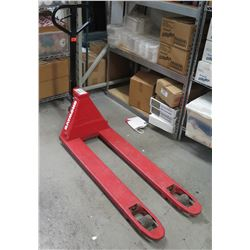 Raymond Pallet Jack (Available for pick-up Monday)