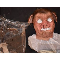 GRIMM SCREEN MATCHED WILD BOAR MAN COMPLETE SILICONE MASK
