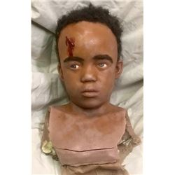 DEAD LTTLE BOY HAP & LEONARD SCREEN USED SILICONE HEAD
