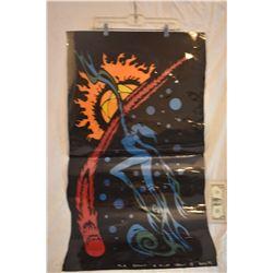 STAR TREK SCREEN USED CONTROL PANEL B-GRADE 4