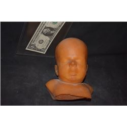 ZZ-CLEARANCE URETHANE BABY OR DOLL HEAD MASTER