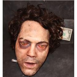 SILICONE HEAD WITH BLOODSHOT EYES JAVIER BARDEM?